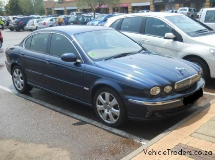 jaguar x-type 2.2 d se #7