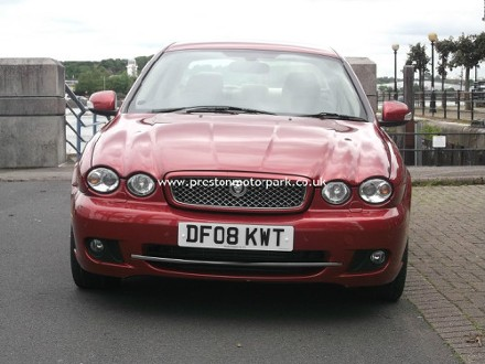 jaguar x-type 2.2 d se #8