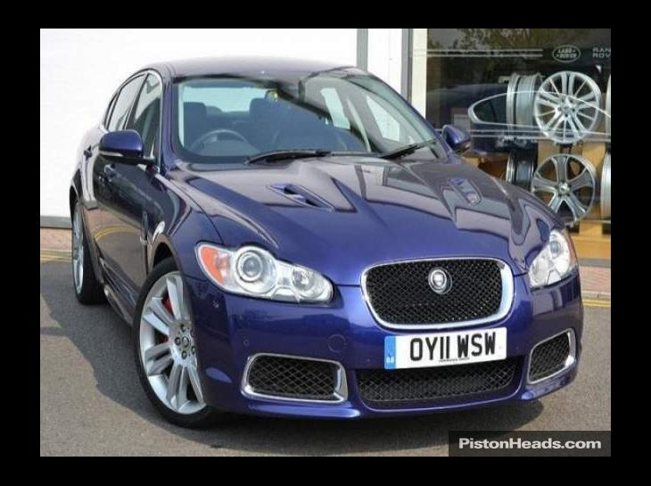 jaguar xf 5.0 supercharged-pic. 3