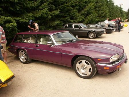 jaguar xjs estate-pic. 1