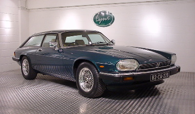 jaguar xjs estate-pic. 2
