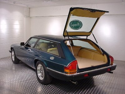 jaguar xjs estate-pic. 3