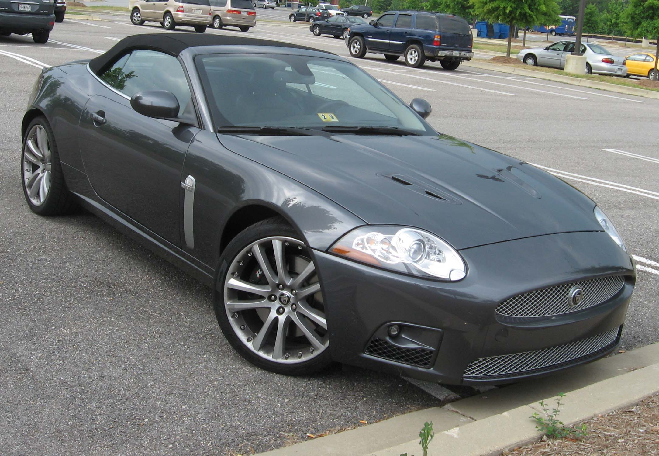 jaguar xkr convertible photos and comments. Black Bedroom Furniture Sets. Home Design Ideas