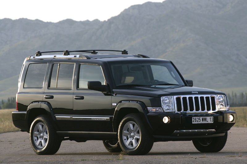 jeep commander 3 0 crd photos and comments. Black Bedroom Furniture Sets. Home Design Ideas