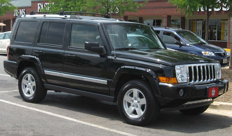 jeep commander limited-pic. 1
