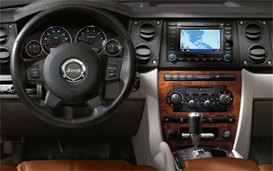 jeep commander limited 4x4-pic. 2