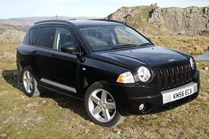 jeep compass 2.0 crd limited #0