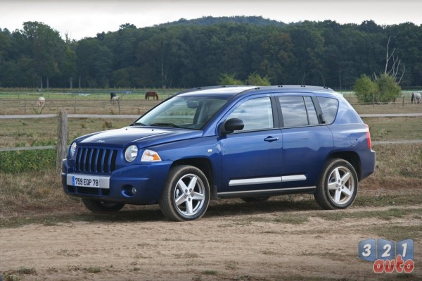 jeep compass 2.0 crd limited #6