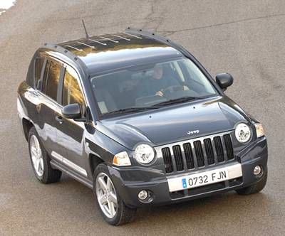 jeep compass 2.0 crd limited #7