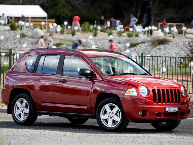 jeep compass 2.4 limited #7