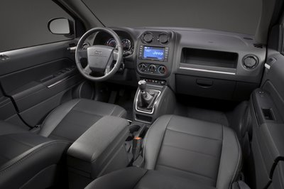 jeep compass limited #5