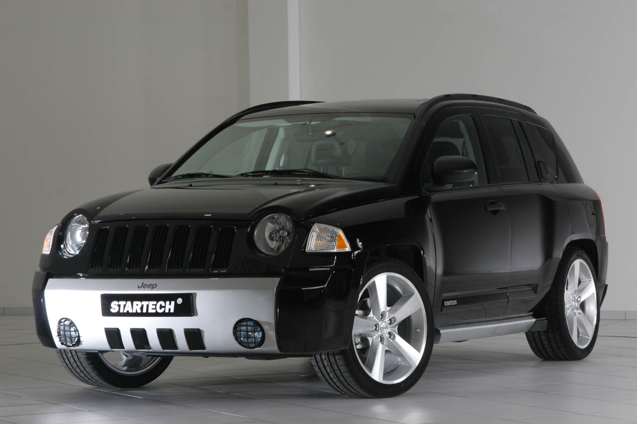 jeep compass limited #7