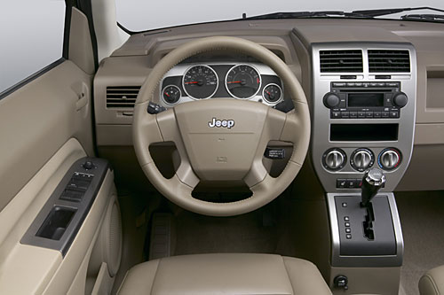 jeep compass limited #8