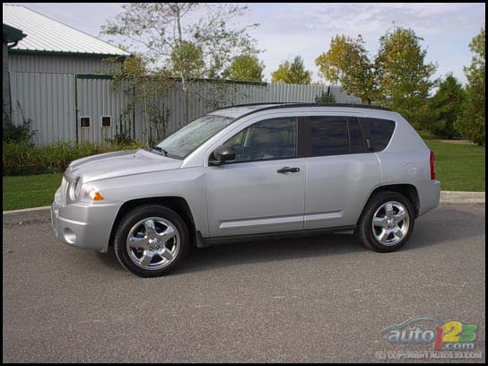 jeep compass limited 4x4-pic. 1