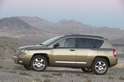 jeep compass limited 4x4 #1