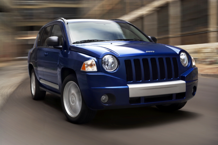 jeep compass limited 4x4 #2