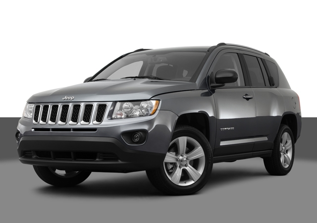 jeep compass limited 4x4 #4