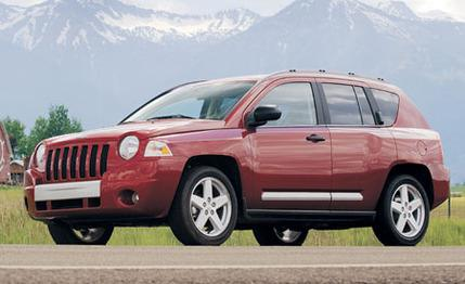 jeep compass limited 4x4 #8