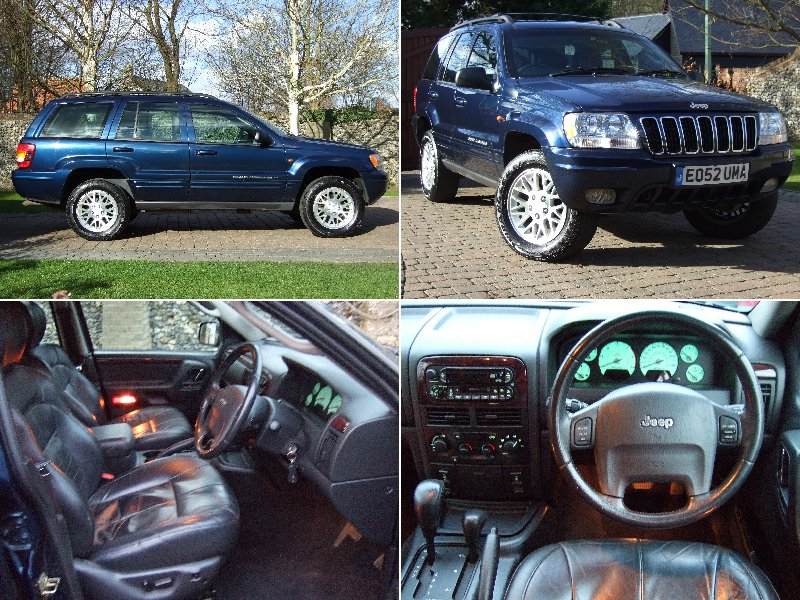 jeep grand cherokee 2.7 cdri-pic. 1