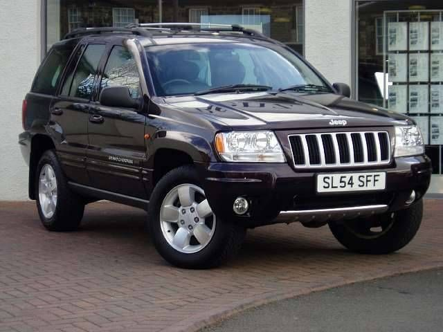 jeep grand cherokee 2.7 cdri-pic. 2