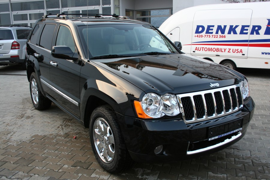jeep grand cherokee 3 0 crd overland photos and comments. Black Bedroom Furniture Sets. Home Design Ideas
