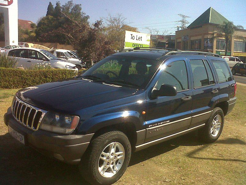 jeep grand cherokee 3.1 d-pic. 1