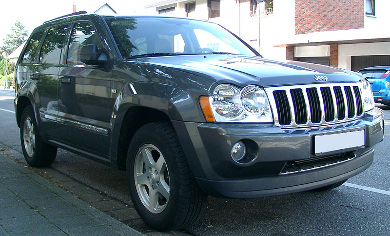 jeep grand cherokee 3.7-pic. 1