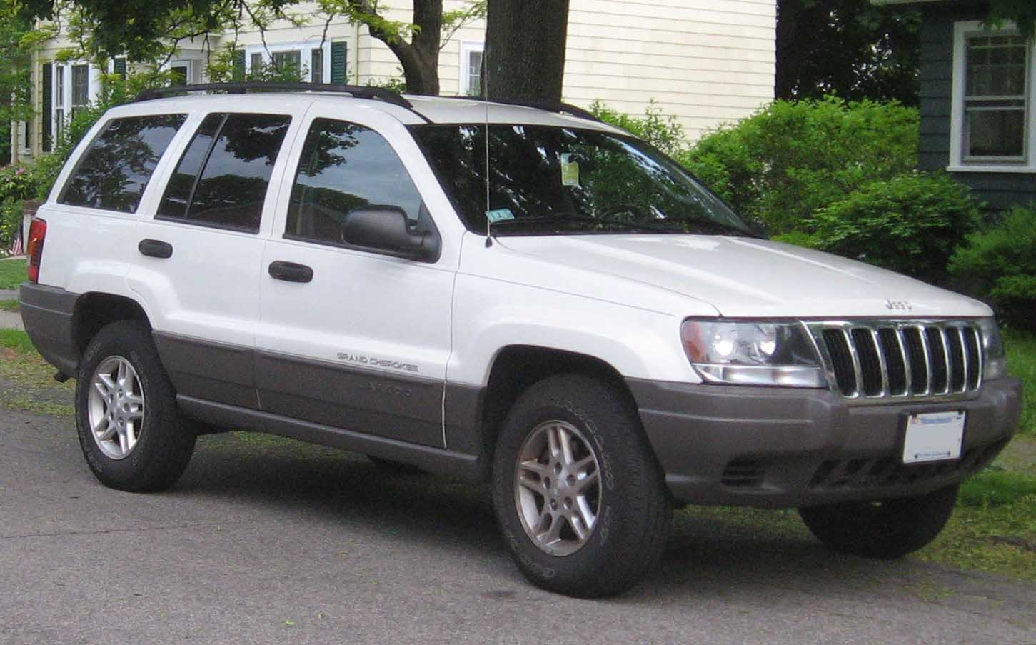 jeep grand cherokee laredo #4