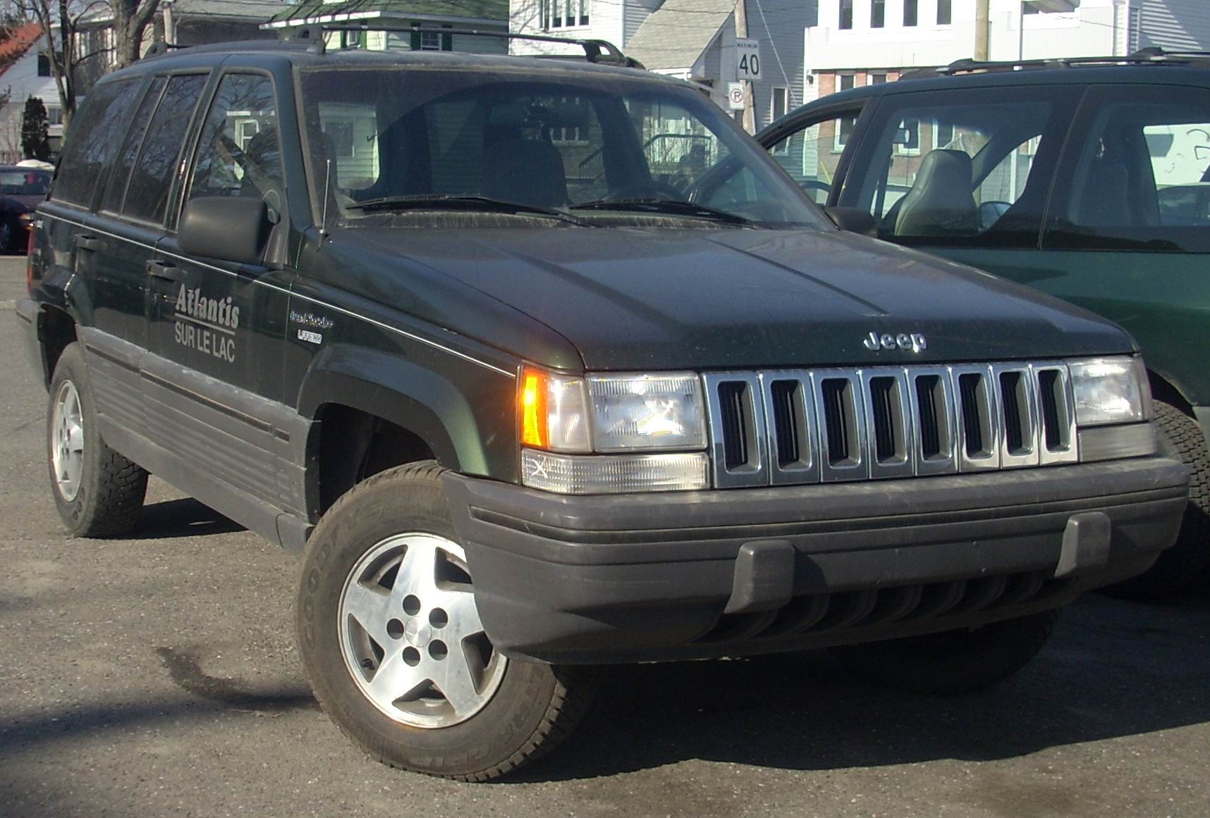 jeep grand cherokee laredo #5