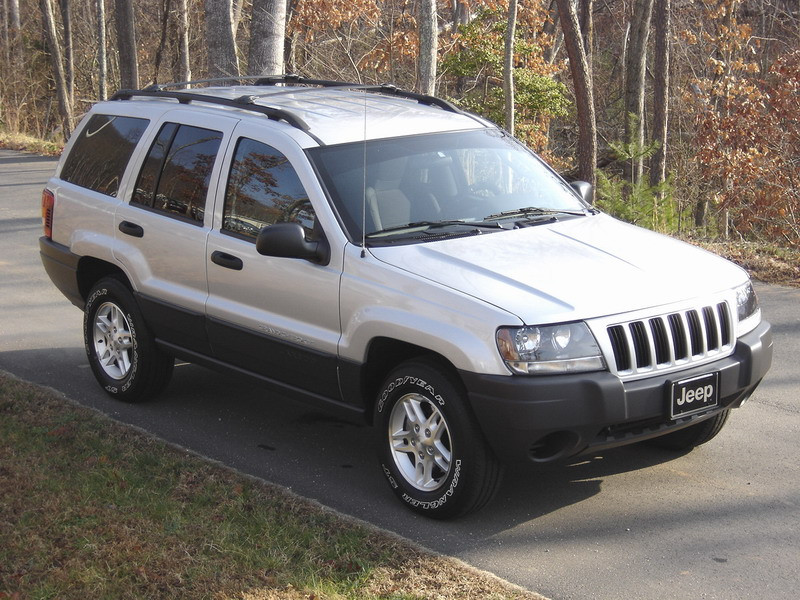 jeep grand cherokee laredo #8