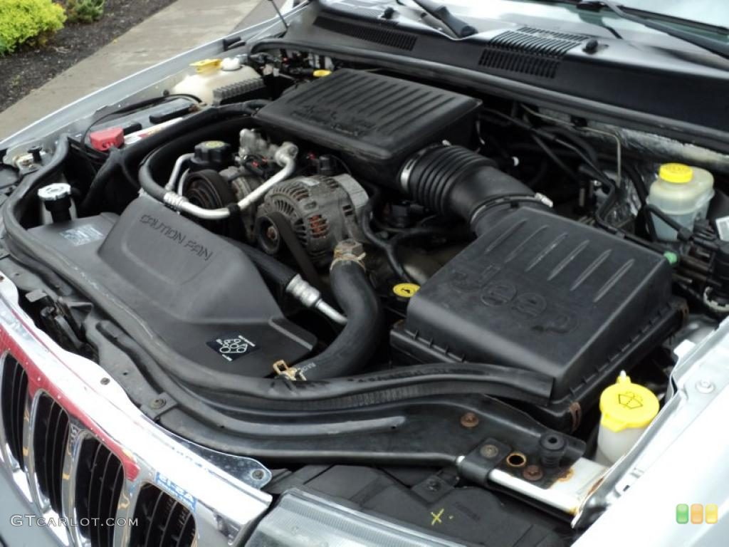jeep grand cherokee laredo 4.7-pic. 3