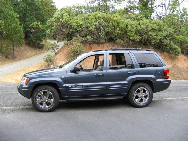 jeep grand cherokee limited 4x4-pic. 2