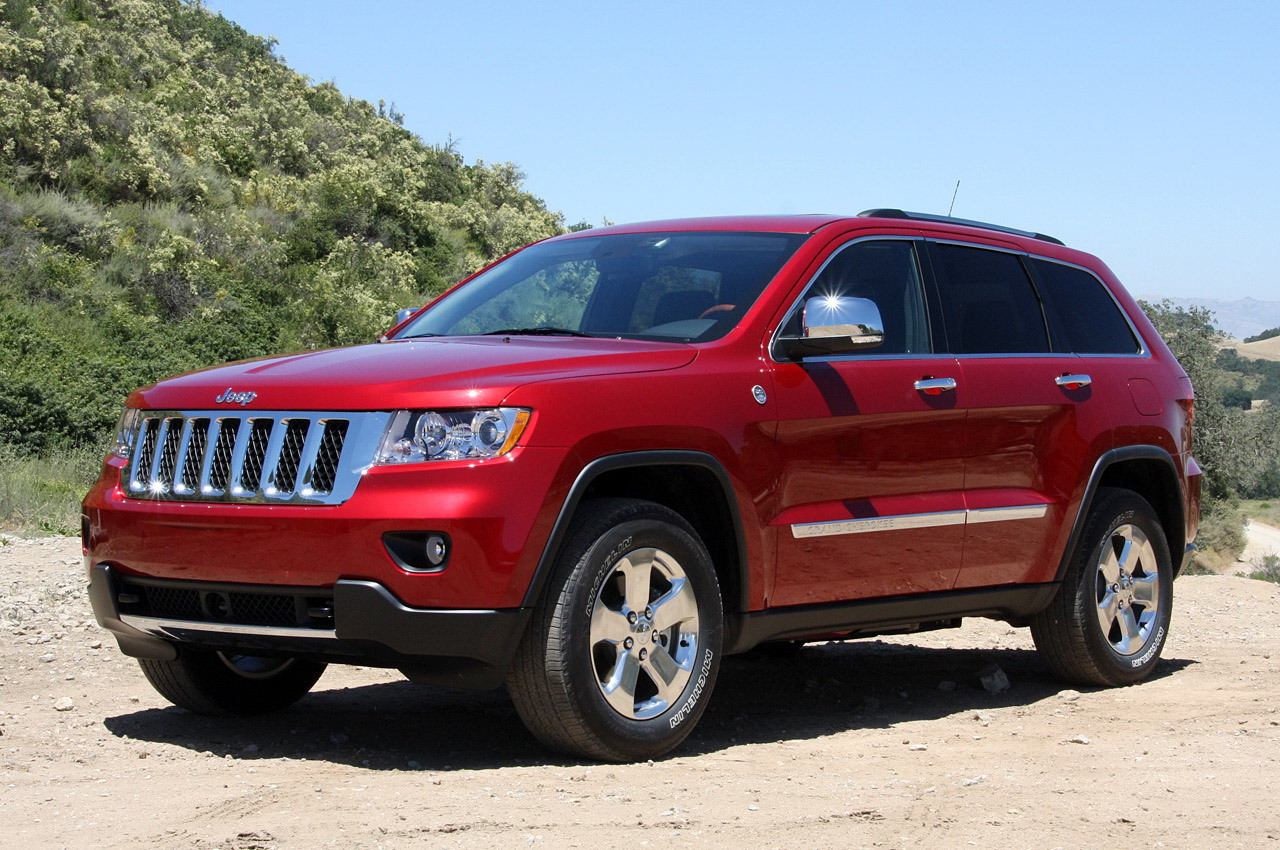 jeep grand cherokee overland 4x4 photos and comments www. Black Bedroom Furniture Sets. Home Design Ideas
