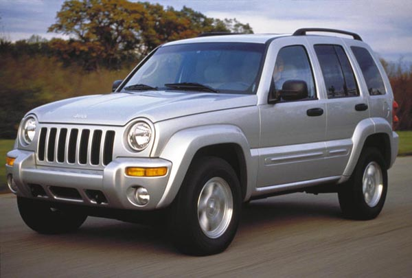 jeep liberty limited #0