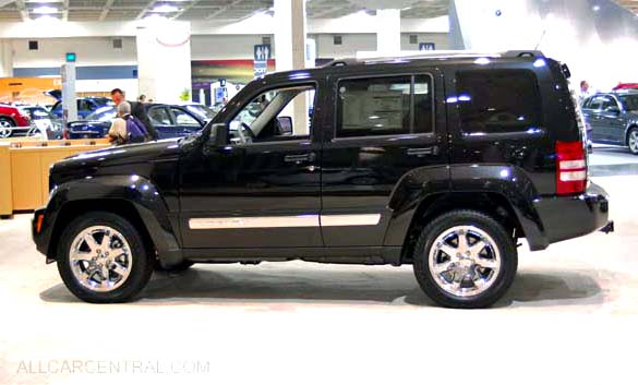 jeep liberty limited #1