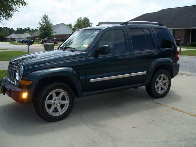 jeep liberty limited #5