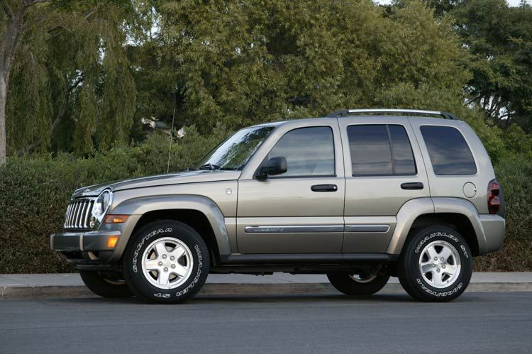 jeep liberty limited #8