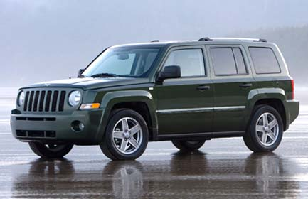 jeep patriot 2 4 limited photos and comments www. Black Bedroom Furniture Sets. Home Design Ideas