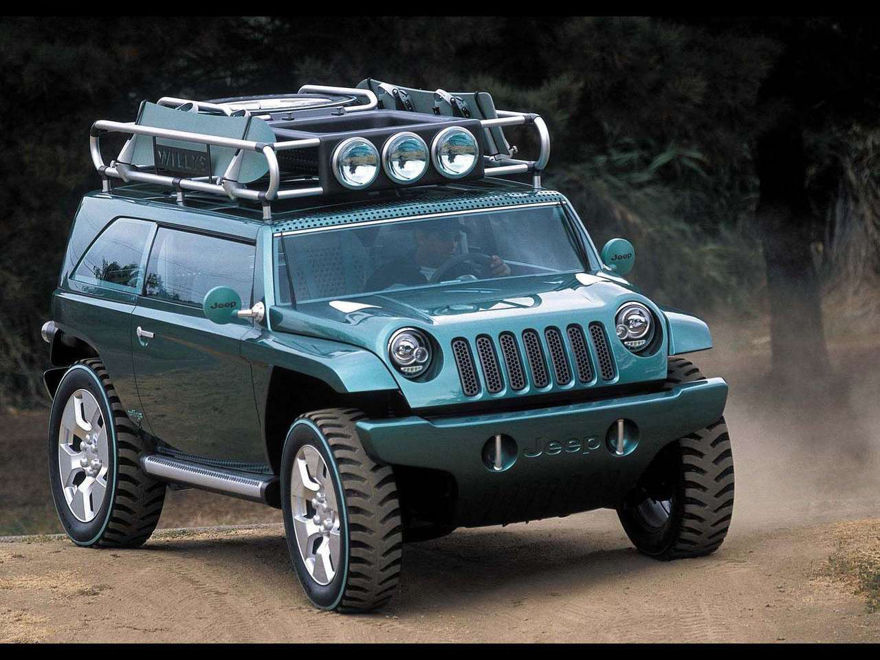 jeep willys 2-pic. 2