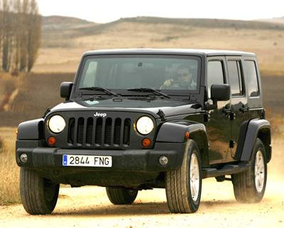 jeep wrangler 2.8 crd unlimited-pic. 1