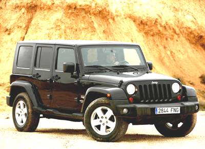 jeep wrangler unlimited sport-pic. 1