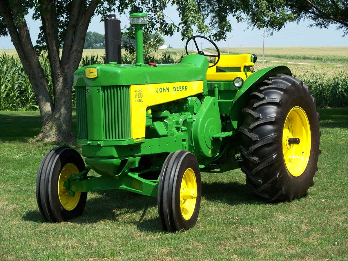 Antique John Deere R Tractor : John deere photos and comments picautos
