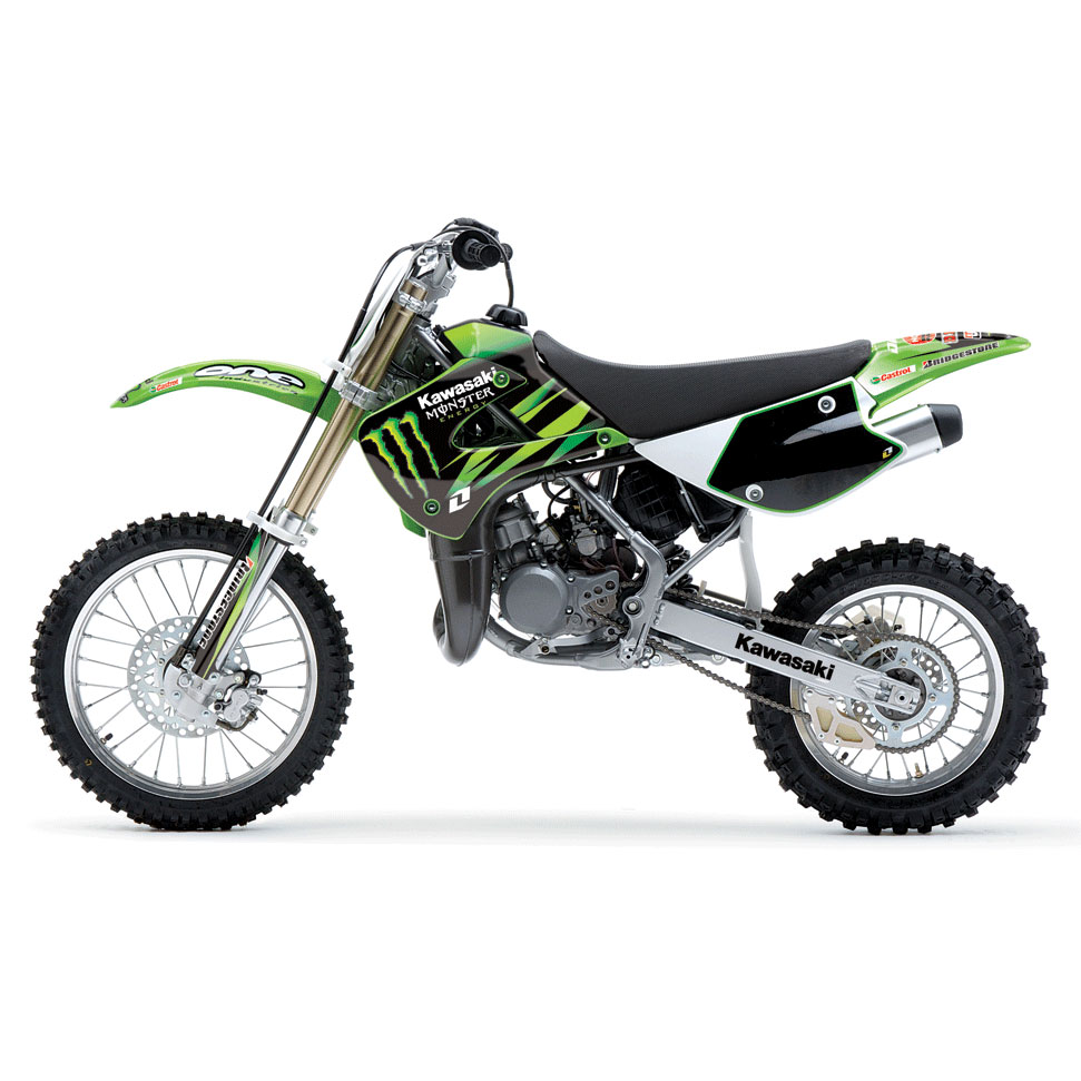 kawasaki kx 85 motocross photos and comments. Black Bedroom Furniture Sets. Home Design Ideas