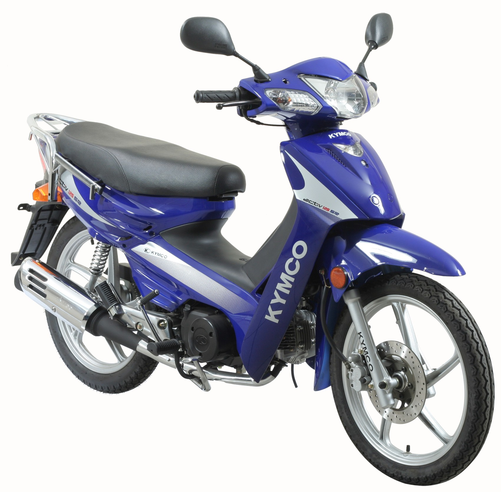 kymco activ 125-pic. 1