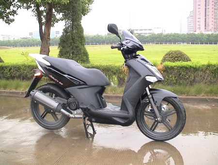 kymco agility city 50. photos and comments. www.picautos