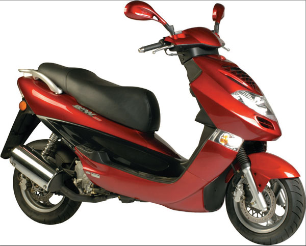 kymco bet and win 150 #0