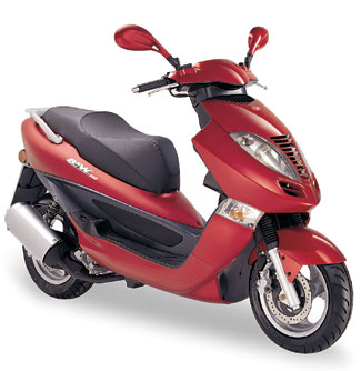 kymco bet and win 150 #1