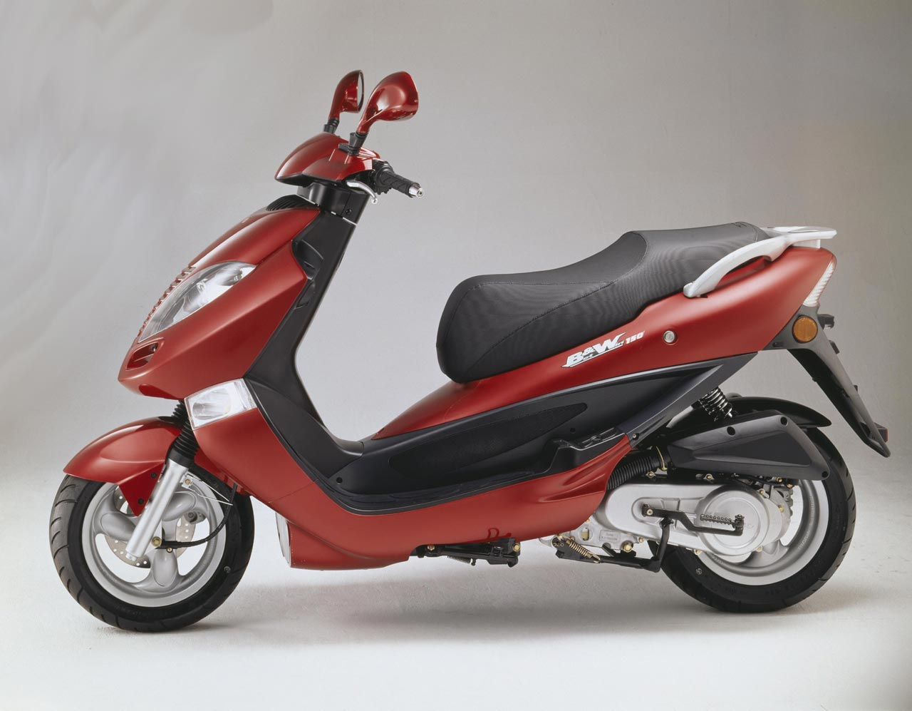 kymco bet and win 150 #2