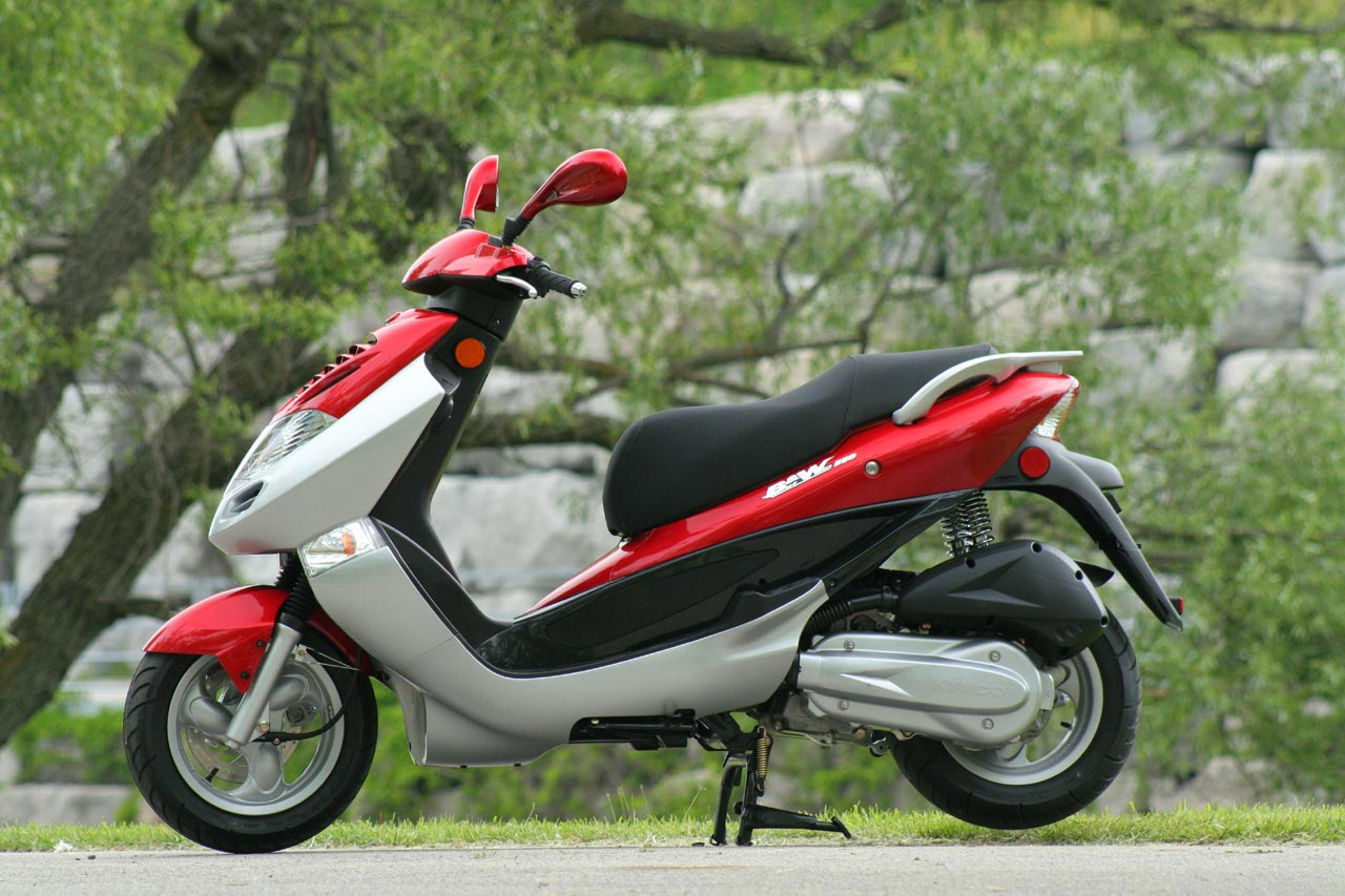 kymco bet and win 150 #4