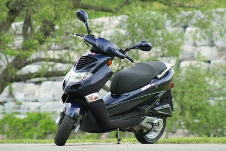 kymco bet and win 150 #5
